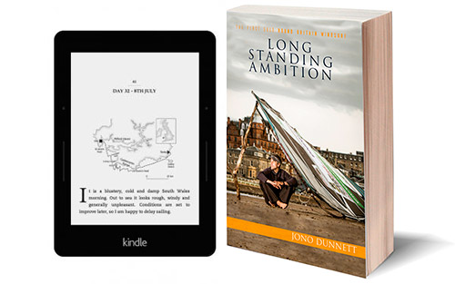 Long Standing Ambition -  Paperback or Kindle editions