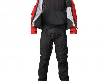 Stohlquist Shift drysuit open