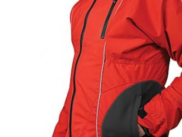 Stohlquist Shift drysuit detail